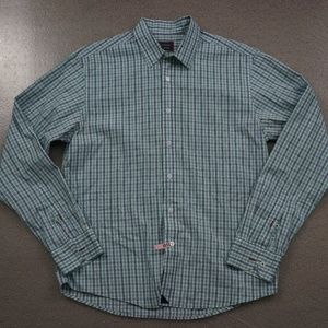 UNTUCKit Long Sleeve Button Down Shirt Size M